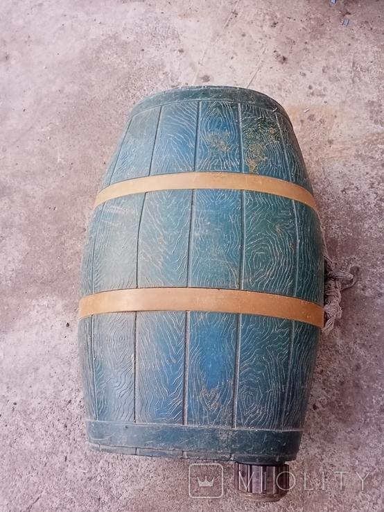Боченнок для води 10л, фото №2