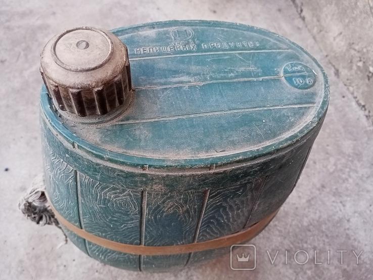 Боченнок для води 10л, фото №3