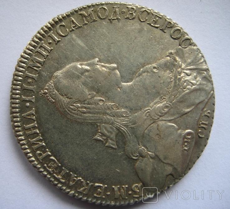 Рубль 1776 г., фото №3