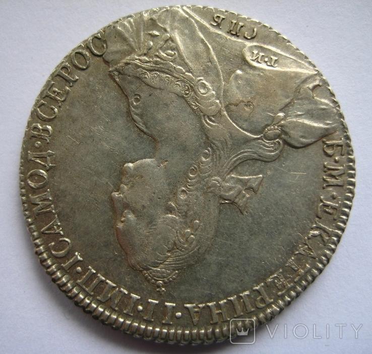 Рубль 1776 г., фото №4