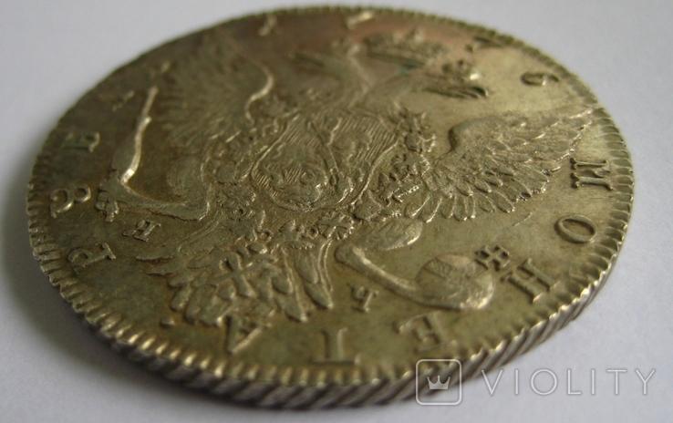 Рубль 1776 г., фото №8