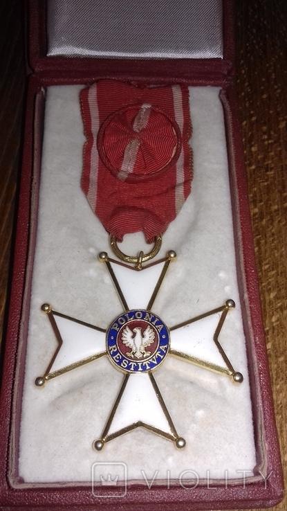 Хрест відродження Польщі (2), фото №2