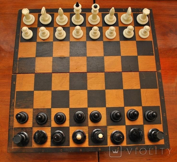 Шахматы большие СССР, фото №5