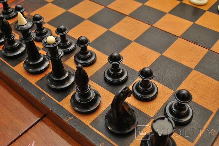 Шахматы большие СССР, фото №6