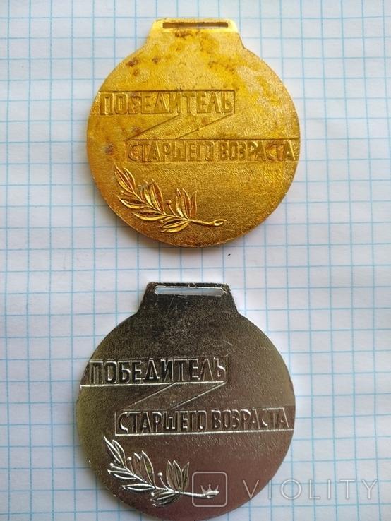 Юношеское первенство Москвы, победитель, фото №3