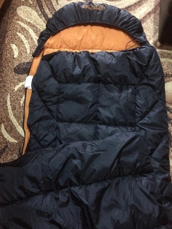Спальный мешок pro action, фото №2