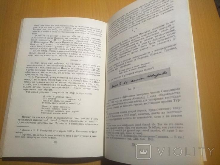Черновики Пушкина Статьи 30-70 гг., фото №10