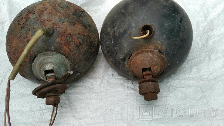 Две фары (малые), фото №6