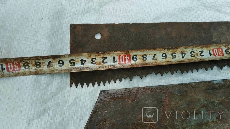 Ножовочные полотна (для изготовления ножей), фото №3