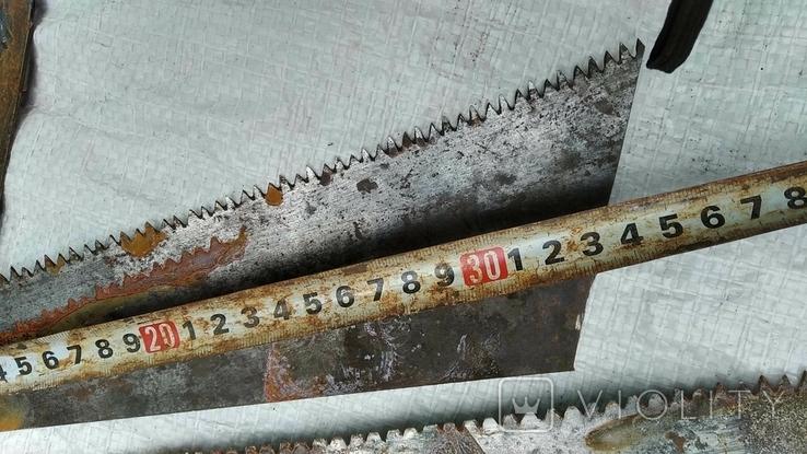 Ножовочные полотна (для изготовления ножей), фото №5