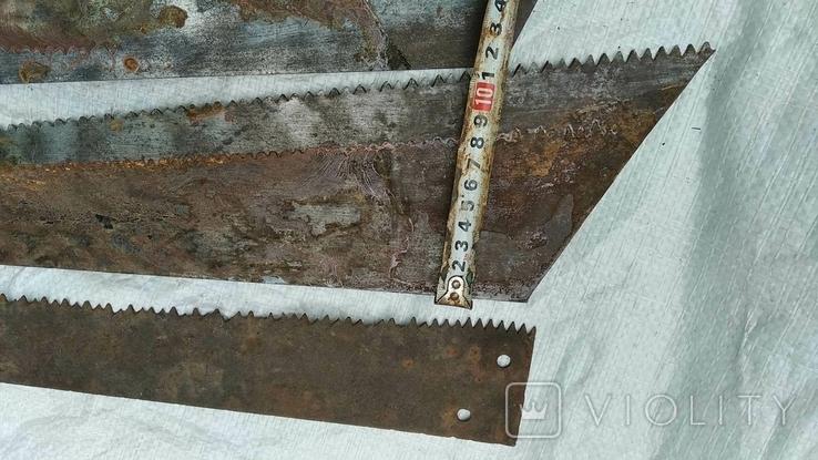 Ножовочные полотна (для изготовления ножей), фото №6