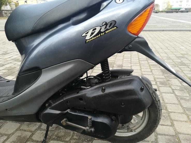 Honda Dio AF 35 ( стан на фото), фото №4