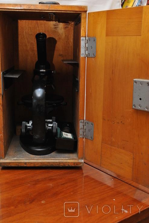 Микроскоп МБИ-1, фото №6