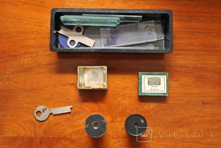 Микроскоп МБИ-1, фото №7