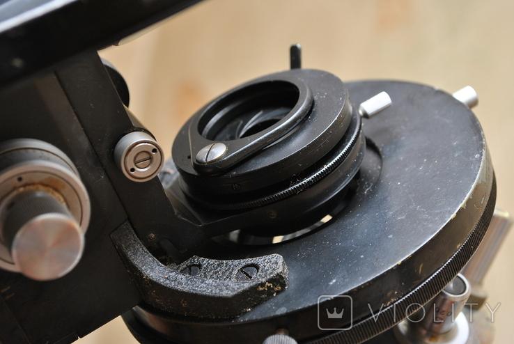 Микроскоп МБИ-1, фото №8