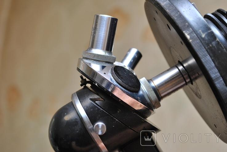 Микроскоп МБИ-1, фото №9