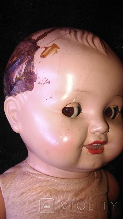 Кукла мягконабивная (опилки) с зубками. Флиртует, фото №6