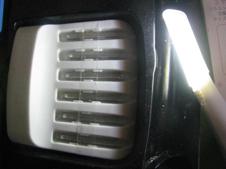 Бритва (триммер) с подсветкой, виниры, корректор., фото №4