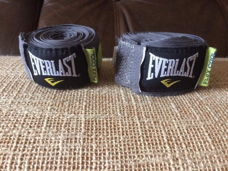 Боксерские бинты everlast, фото №2