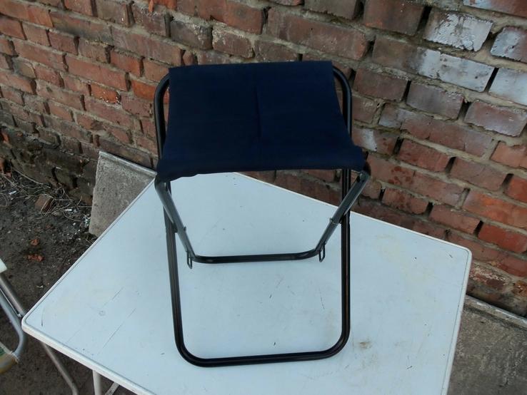 Крісло Складне дорожне з Німеччини, фото №5