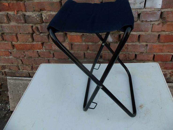 Крісло Складне дорожне з Німеччини, фото №6