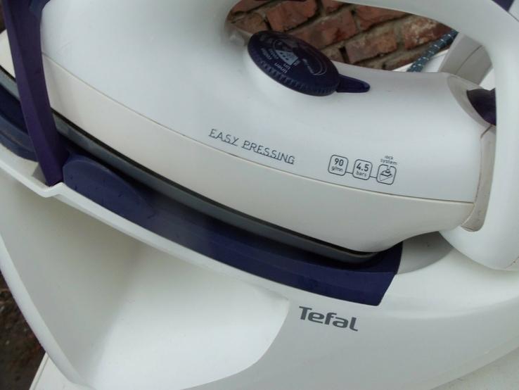 Праска - Утюг з паро генератором TEFAL EASI PRESING з Німеччини, фото №3