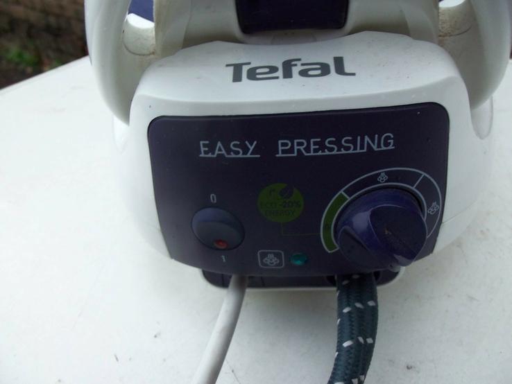 Праска - Утюг з паро генератором TEFAL EASI PRESING з Німеччини, фото №4