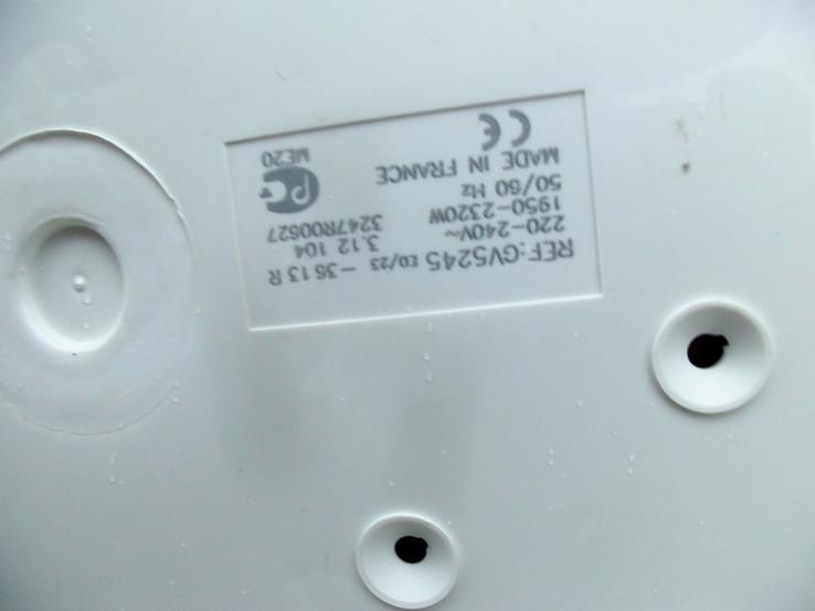 Праска - Утюг з паро генератором TEFAL EASI PRESING з Німеччини, фото №11