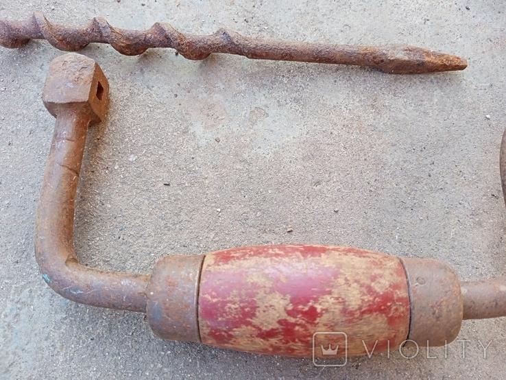 Старий коловорот и бонус, фото №3