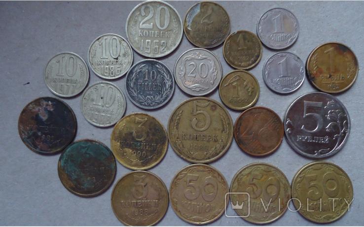 Монети різні., фото №2
