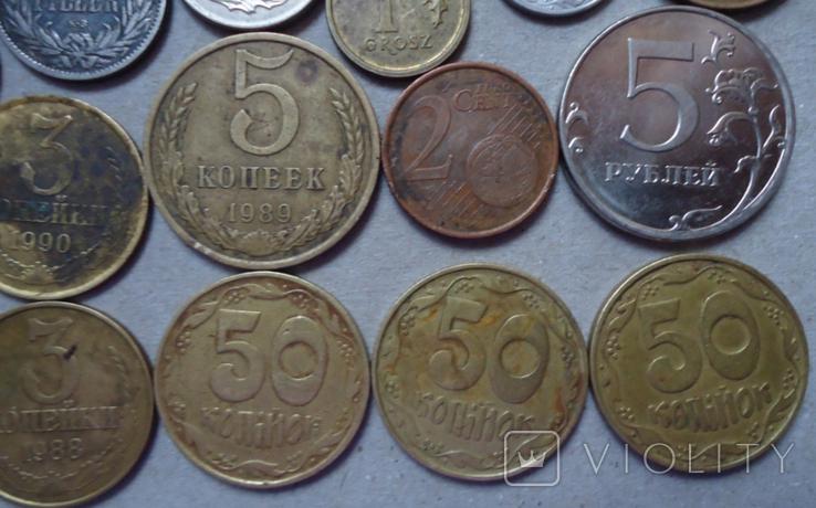 Монети різні., фото №5
