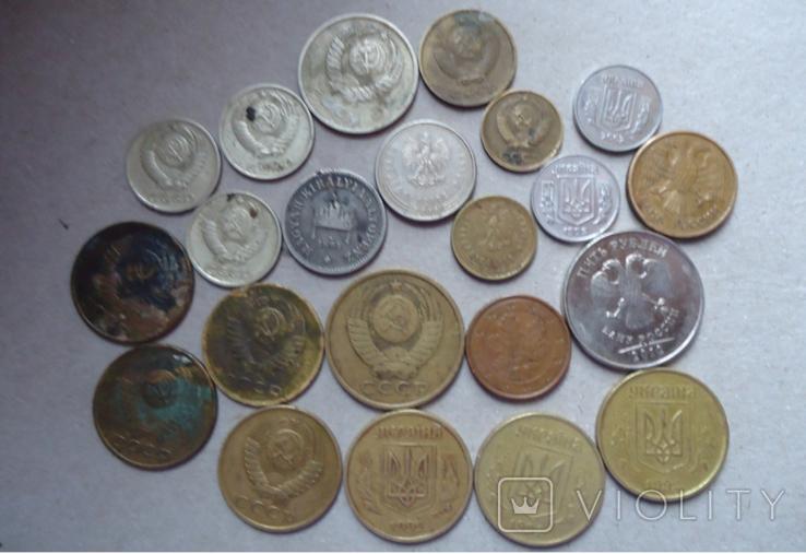 Монети різні., фото №7