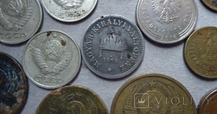 Монети різні., фото №8