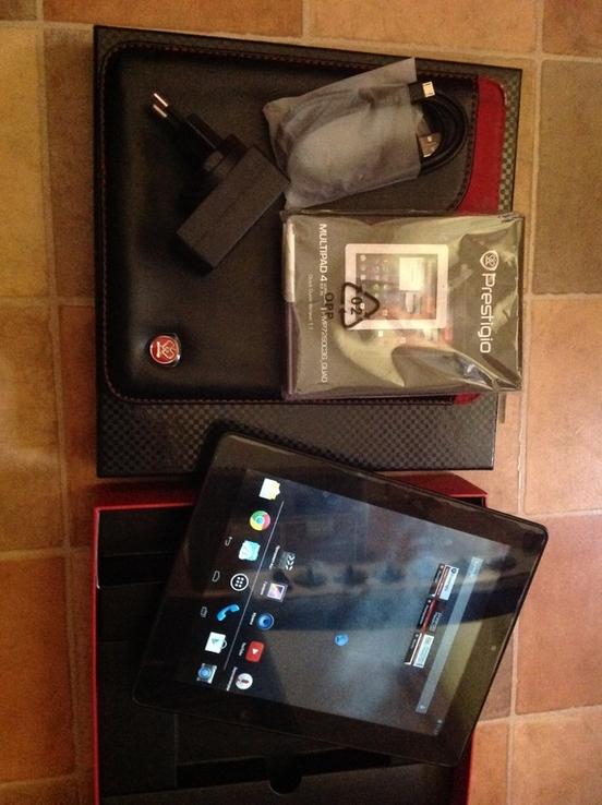 Prestigio MultiPad 4 Ultra Quad 8.0 3G, фото №2