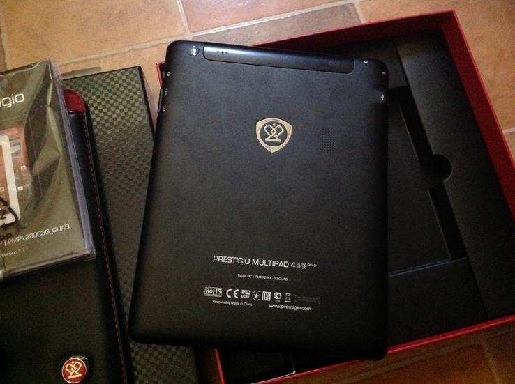 Prestigio MultiPad 4 Ultra Quad 8.0 3G, фото №5