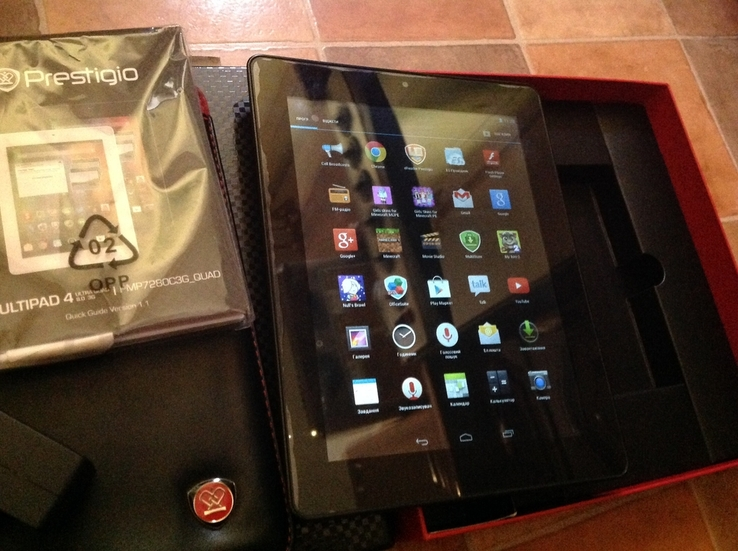 Prestigio MultiPad 4 Ultra Quad 8.0 3G, фото №6