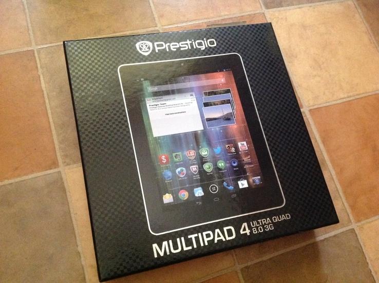 Prestigio MultiPad 4 Ultra Quad 8.0 3G, фото №8