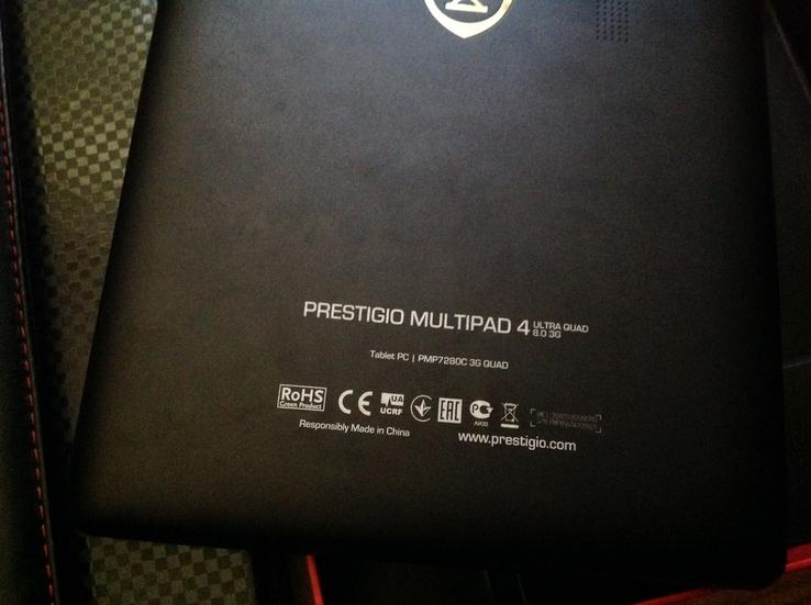 Prestigio MultiPad 4 Ultra Quad 8.0 3G, фото №10