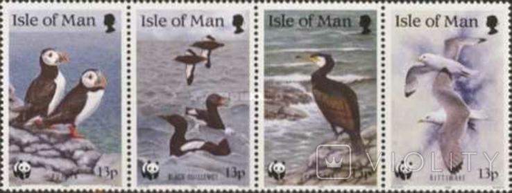 О-в Мэн 1989 охрана природы