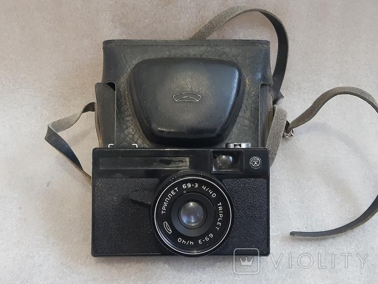 Фотоаппарат Вилия, фото №2