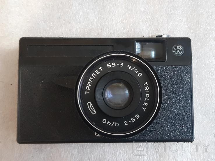 Фотоаппарат Вилия, фото №3