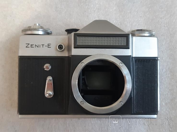 Зенит-Е, Индустар-50-2, фото №3
