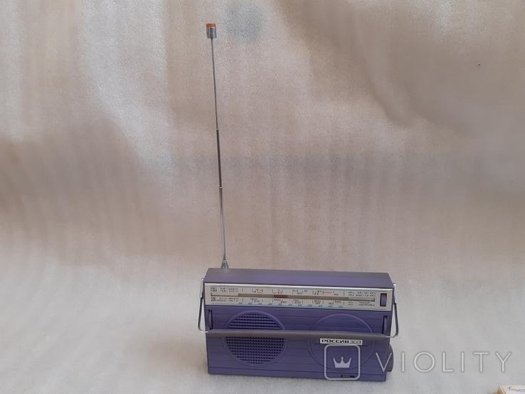 Радиоприемник Россия-303, фото №9
