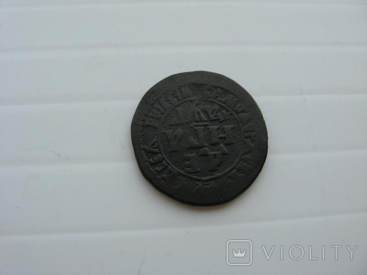 Деньга Петра 1703 год, фото №6