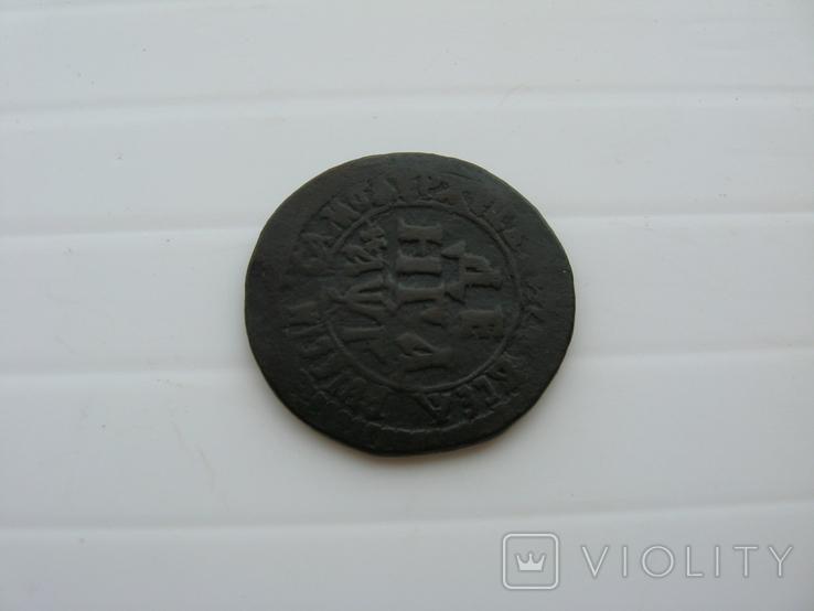 Деньга Петра 1703 год, фото №7