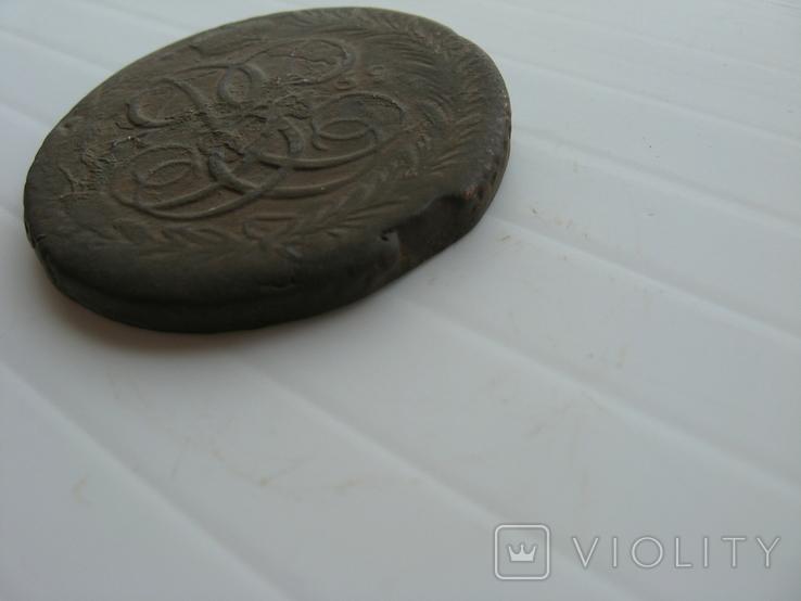 5 копеек Елизаветы 1759 год, фото №13