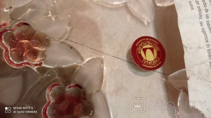 3 салатниці Германія ручна робота, фото №6