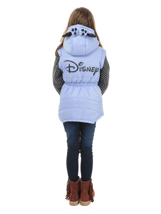 Куртка жилетка Міккі фіолет 110 ріст 1008b110, фото №5