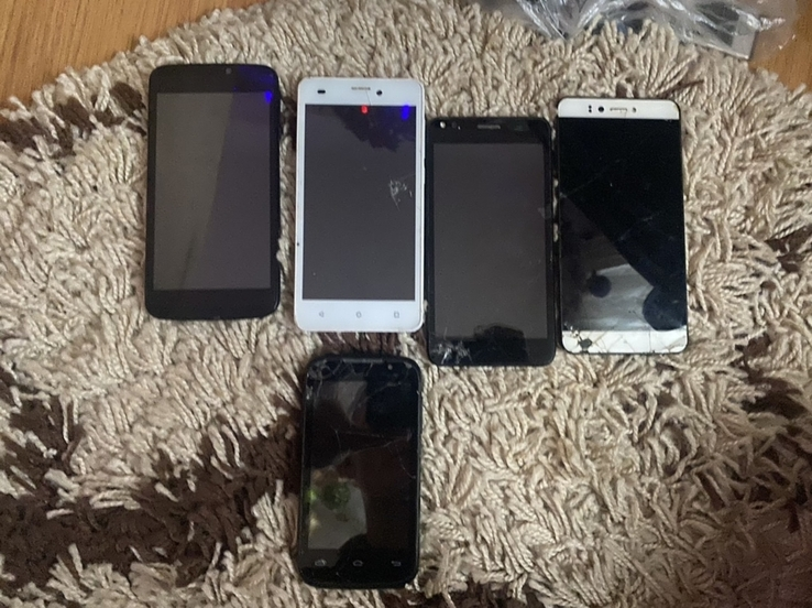 Лот 60 шт смартфонів телефонів + бонуси, фото №10
