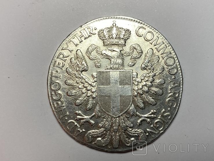 1 талер, 1918 Итальянская Эритрея, фото №3